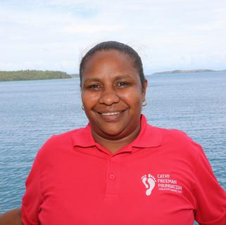 Lekara Wallis - Program Coordinator – Palm Island