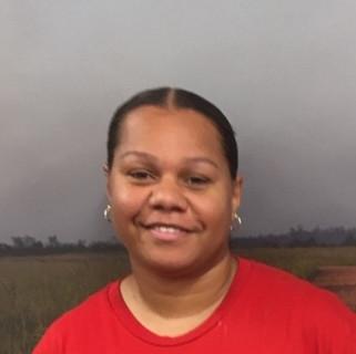 Ivy Yoren - Program Coordinator - Woorabinda