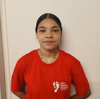 Amy Ah Sam - Program Officer - Palm Island