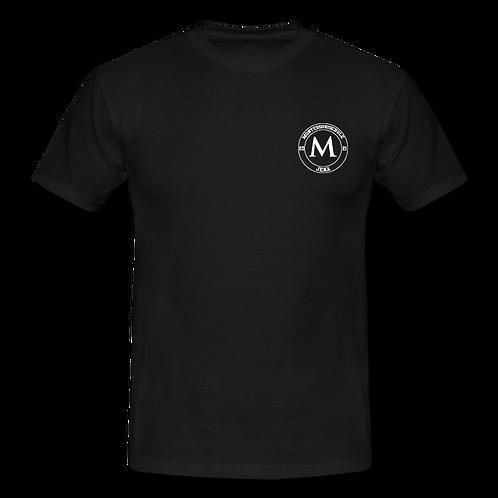 "T-Shirt ""MSJ"" im Unisex-Schnitt"