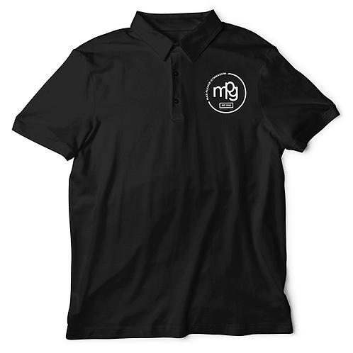 "Poloshirt ""MPG"" im Unisexschnitt"