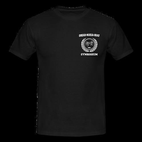 """T-Shirt """"OMG"""" im Unisex-Schnitt"""