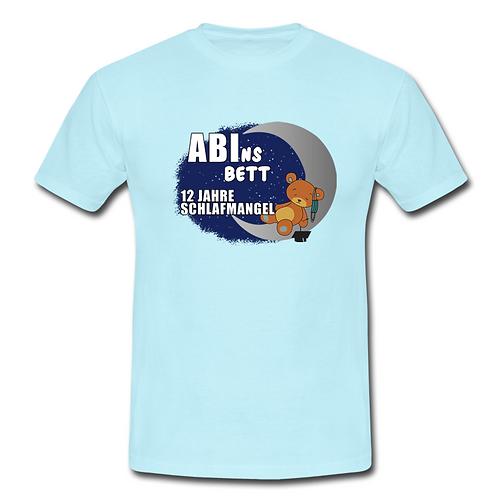 """T-Shirt """"Abins Bett"""" im Unisex-Schnitt"""