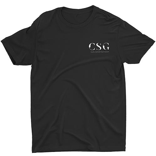 """T-Shirt """"CSG"""" im Unisex-Schnitt"""