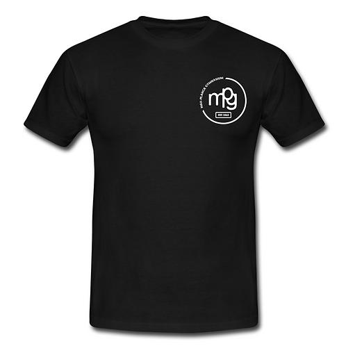 "T-Shirt ""MPG"" im Unisex-Schnitt"