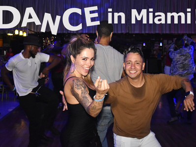 Where can I dance tonight in Miami? How to find Afro-Latin dance socials or classes