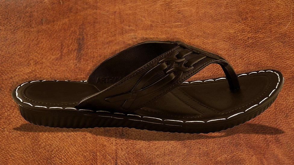 Brown Colour, Stiched Sparow Avtarlite Slippers/FlipFlops/Chappal/Floatters, made of EVA, available on Amazon, Flipkart, Snapdeal and other platforms.