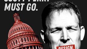 Demand #ScottPerryResignNOW