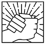 CRSU vertical advocacy logo - white(1).p