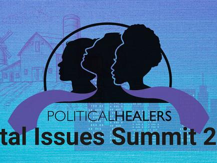 Summit | 8.29.20 Political Healers Digital Issues Summit
