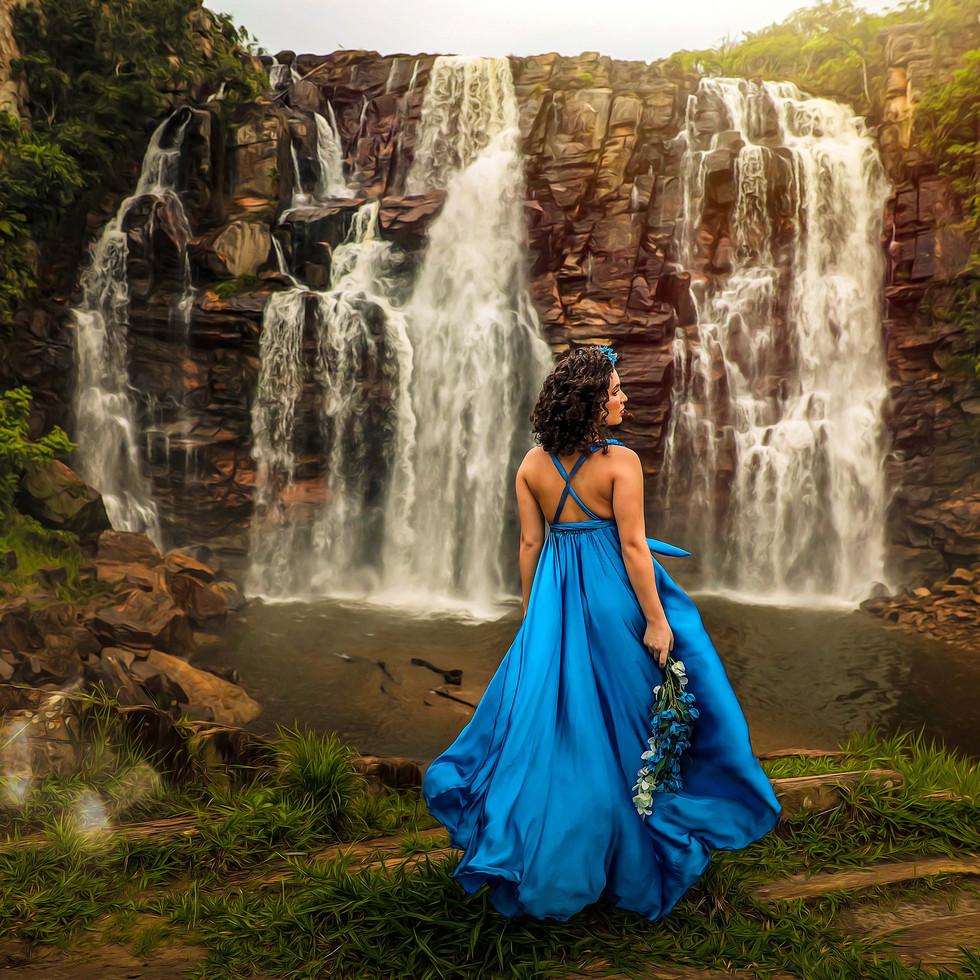Ensaio 15 anos em cachoeira - Palaciapho