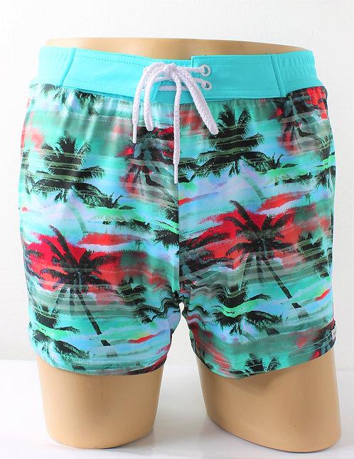 Ocean Palms Swimming Trunk