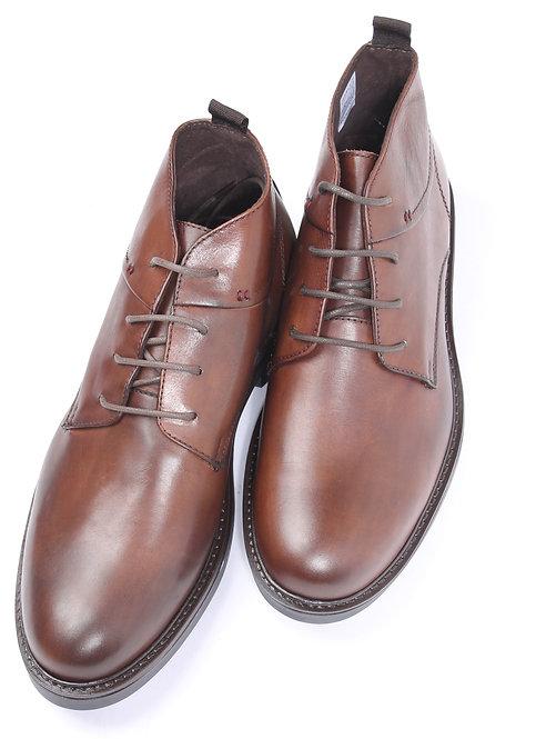 Dark Tan Boot
