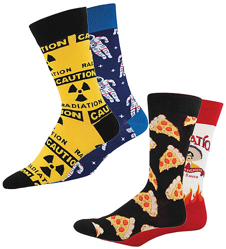 2 Pairs of Socks for $45.00