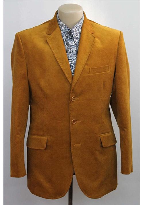 Kerouac Jacket-Mustard