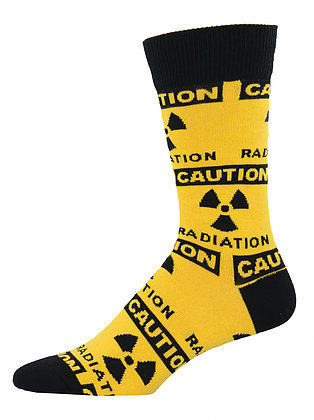 Radioactive Caution