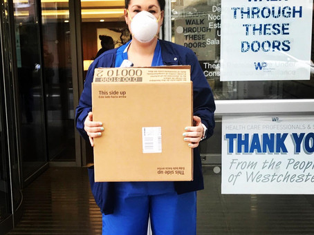 AJJ Fund Purchases and Donates 3000 N95 Masks
