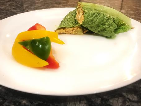 Tuna-Salad Wraps