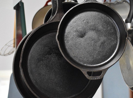 How my Cast Iron Skillet spiced up more than the food that cooks in it.