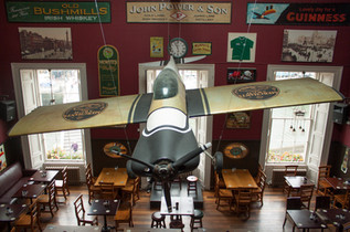 Restaurant Airplane