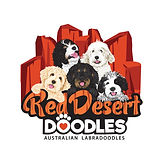 Red Desert Doodles Logo