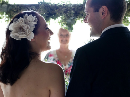 Finding and booking a wedding Celebrant