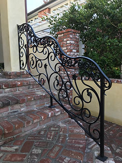 Wrought Iron Railing.JPG