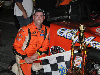 Helliwell, JR Holds On for Green-White-Checkered Victory