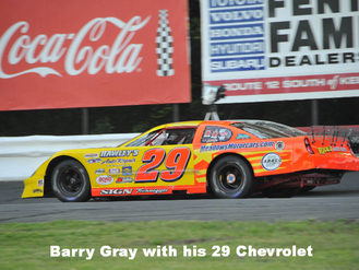 Gray Sets Sights on 2014 Granite State Pro Stock Series Title