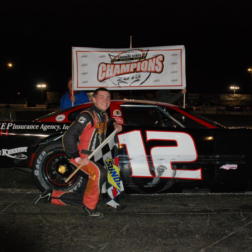 Derek Championship Photo