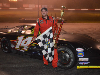 Frahm Survives at Monadnock, Becomes Career Wins Leader in Granite State Pro Stock Series