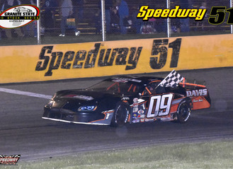 Davis returns to Speedway 51 victory lane