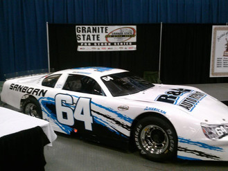 Racing Means Much More to GSPSS Rookie Matty Sanborn