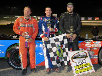 Twice is Nice:  Babb Becomes First Repeat Winner in Granite State Pro Stock Series