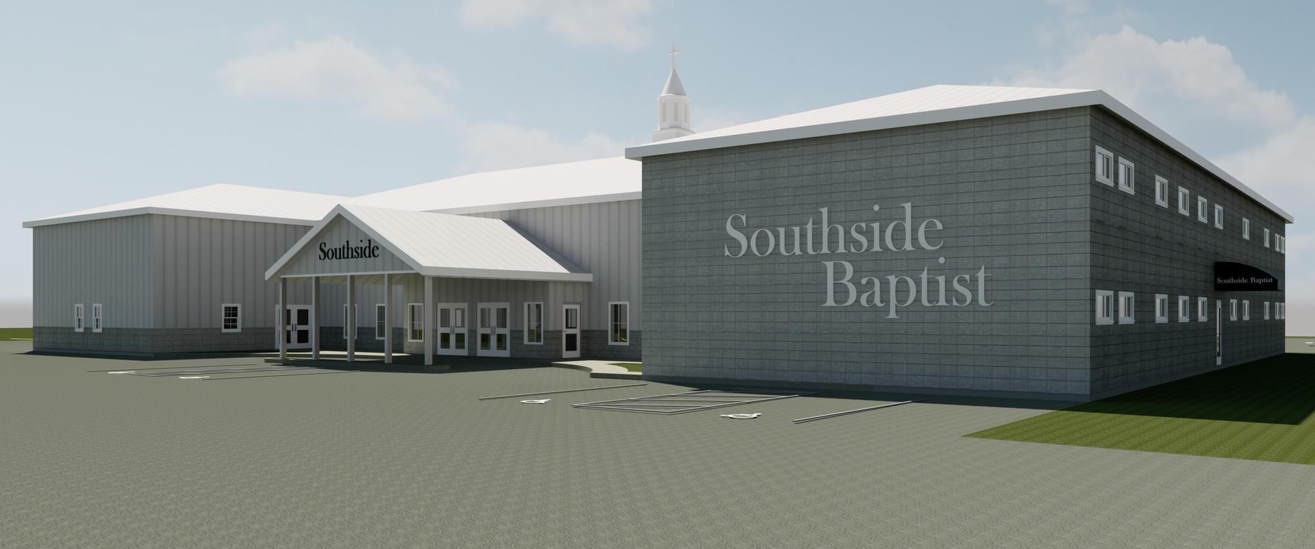 Southside Baptist Exterior