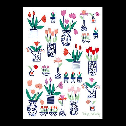 チューリップいろいろ/Tulip Collection