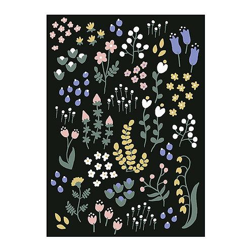 花の草原 (Flower meadow)