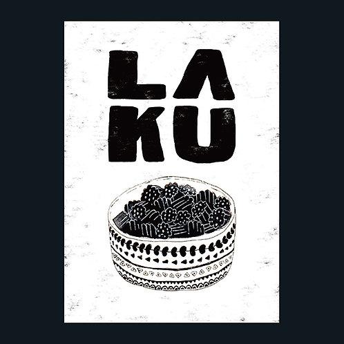 フィンランドのお菓子、ラク/Laku