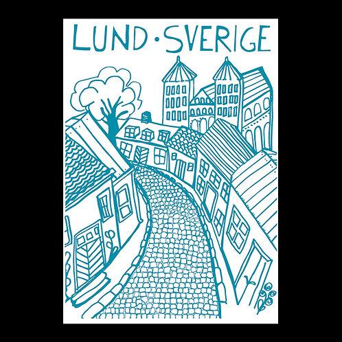 ルンドの旧市街/Old town Lund