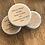 Thumbnail: Natural Honey Foot Balm with Frankincense and Myrrh