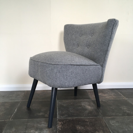 How to Reupholster an Iconic Vintage Cocktail Chair