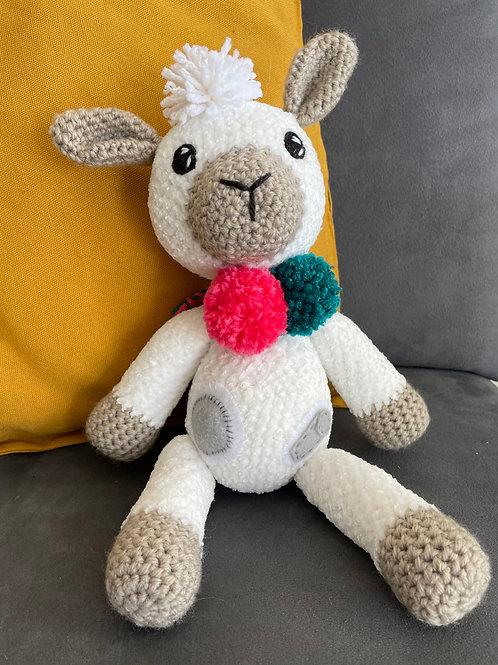 Lia the Llama