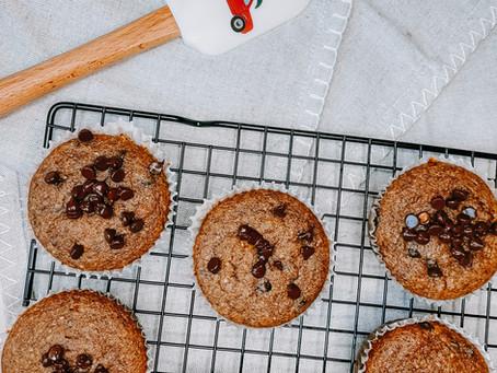BG Friendly Banana Chocolate Chip Muffins!!