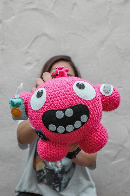 Alex - Stuffed Clay Buddy