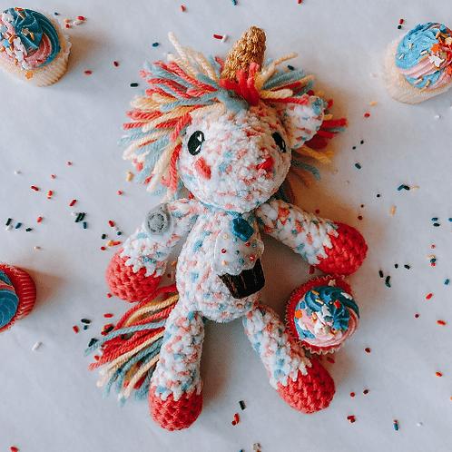 Cupcake the Diaversary Diabuddy