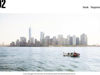 Følg Rune og Stian fra New York til Oslo