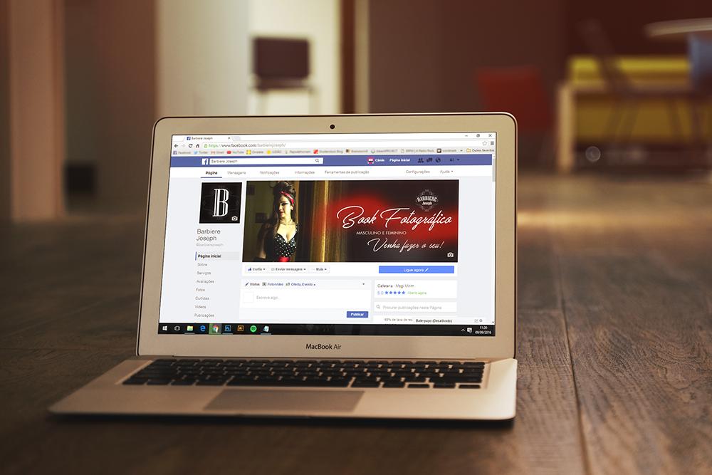 Página para Facebook