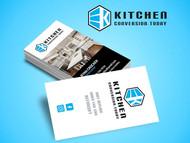 Log & business card