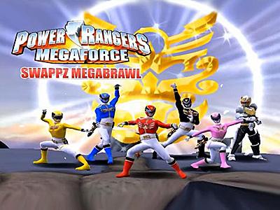 Games-PowerRangers