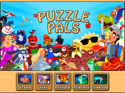 Games-PuzzlePals
